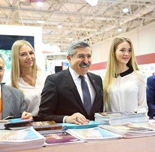 Kültür ve Turizm Bakan Yardımcısı Hüseyin Yayman