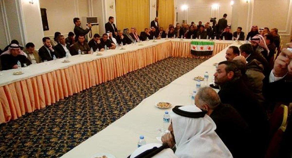 El Cezire ve Fırat Bölgesi Suriyeli Aşiretler ve Kabileler Genel Kurultayı