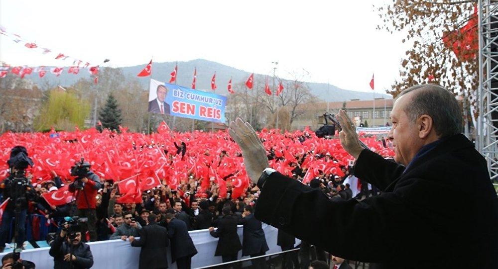 Recep Tayyip Erdoğan / Afyonkarahisar