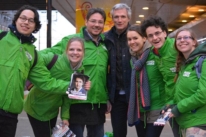 Hollanda'da seçimler
