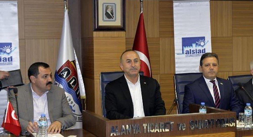 Çavuşoğlu: Vatandaş, Avrupadaki küstahlara Osmanlı tokadını gönderecek 40