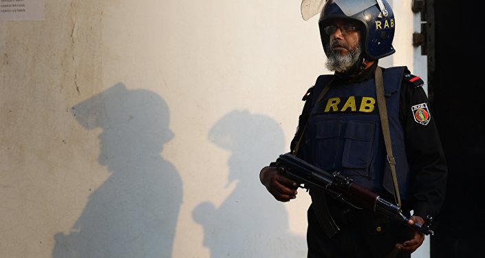 Bangladeş güvenlik gücü RAB