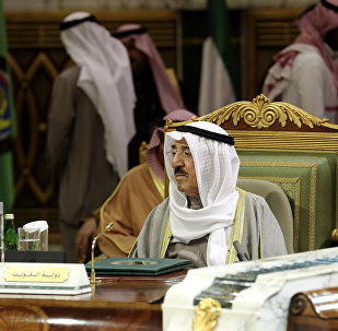 Kuveyt Emiri Şeyh Sabah Ahmed Cabir el Sabah el Sabah