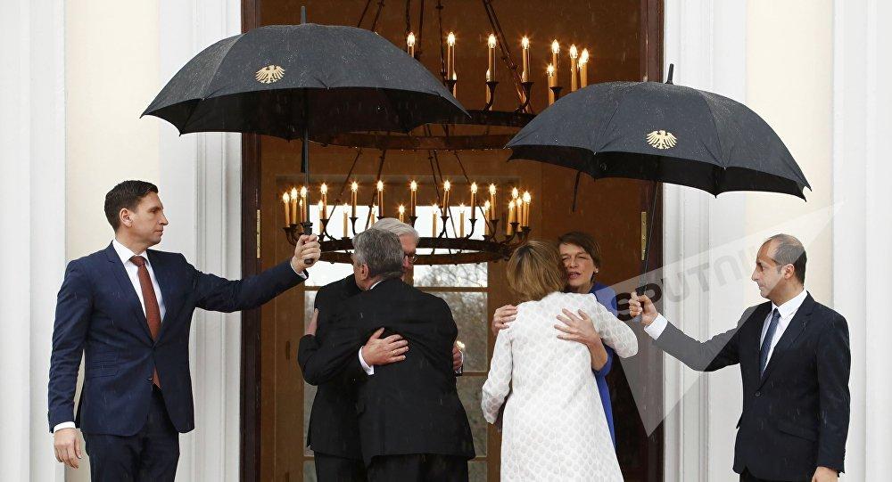Yeni Almanya Cumhurbaşkanı Frank-Walter Steinmeier