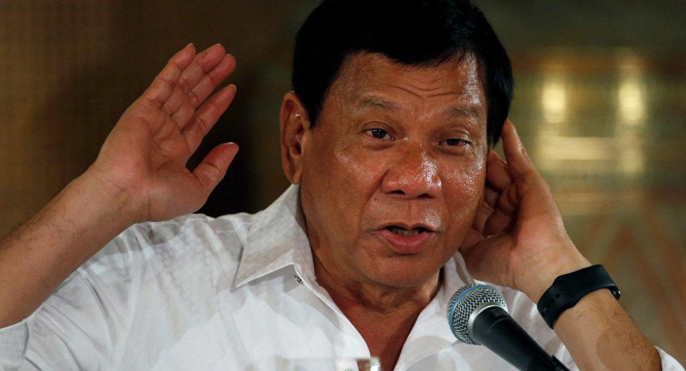 Duterte: Bizimle savaşırsanız, ölürsünüz
