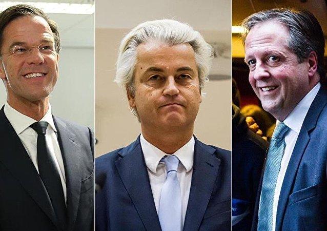 Hollanda'da koalisyon görüşmeleri