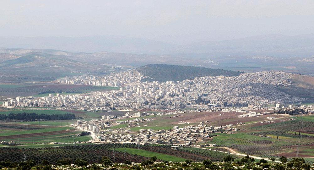 Afrin- Suriye