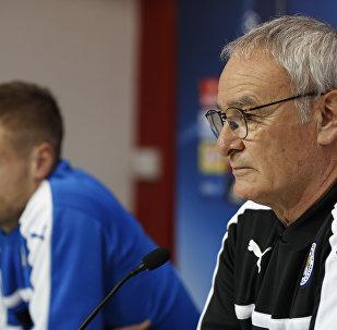 Claudio Ranieri ve Jamie Vardy