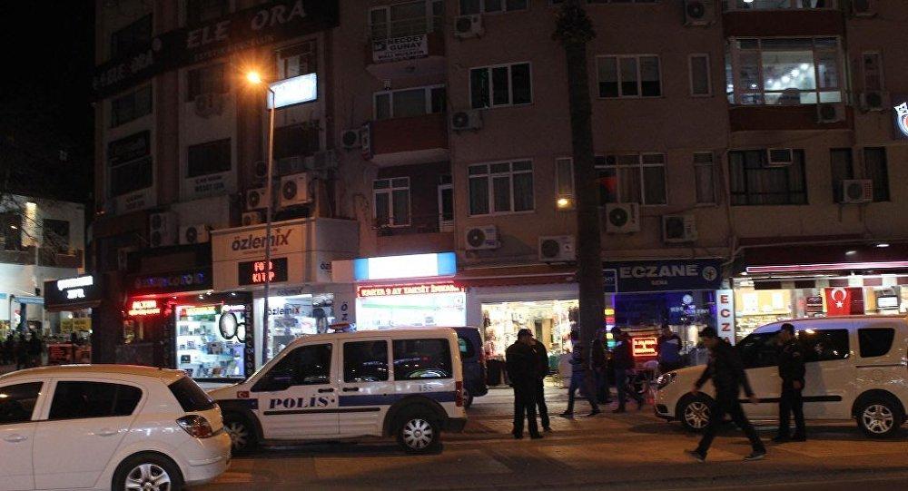 HDP binası zannedip dövmeciyi kurşunladı
