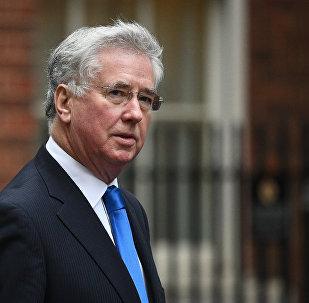 İngiletere Savunma Bakanı Michael Fallon