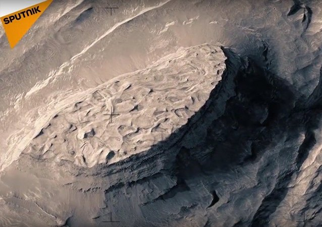 Finlandiyalı film yapımcısından sanal  Mars turu
