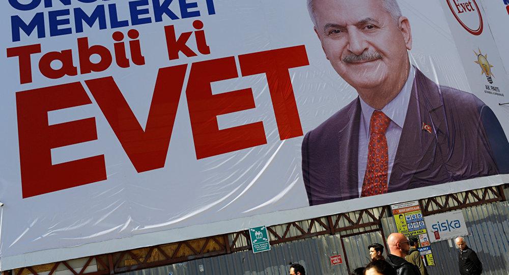 AK Parti / Binali Yıldırım / Referandum