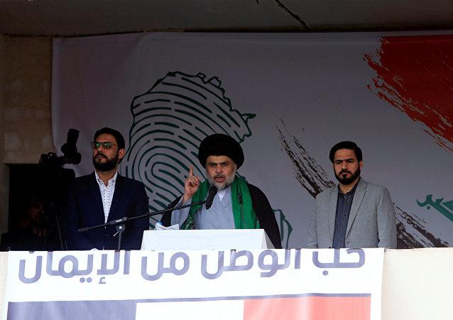 Iraklı Şii lider Mukteda el Sadr