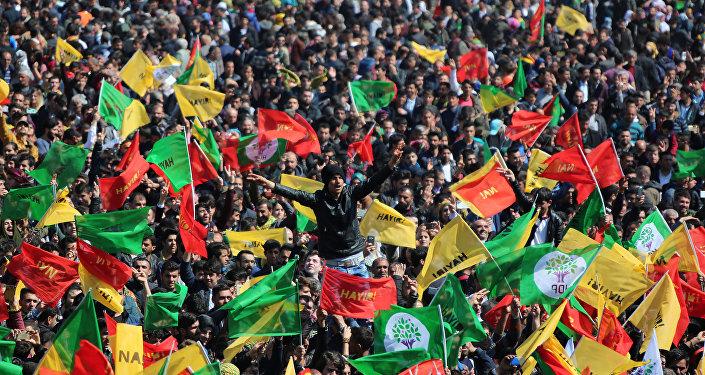 Diyarbakır'da Nevruz kutlamaları