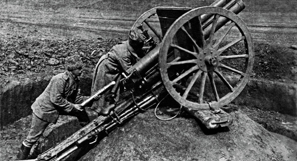 Birinci Dünya Savaşı (1914-1918)