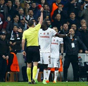 Vincent Aboubakar - Olympiakos - Beşiktaş maçı