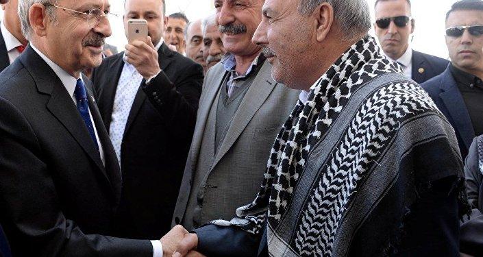 CHP Genel Başkanı Kılıçdaroğlu