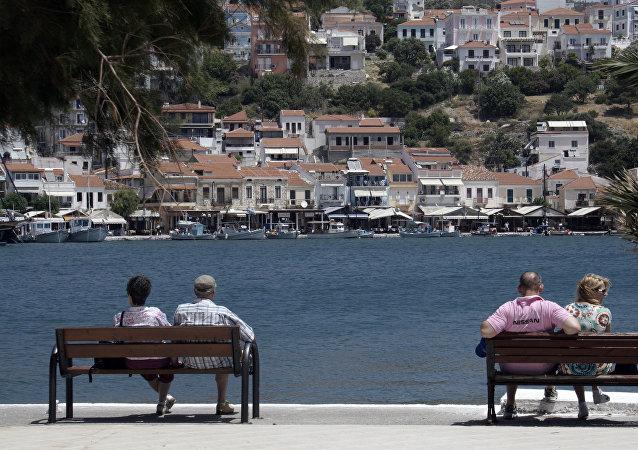 Yunanistan- Ege adaları