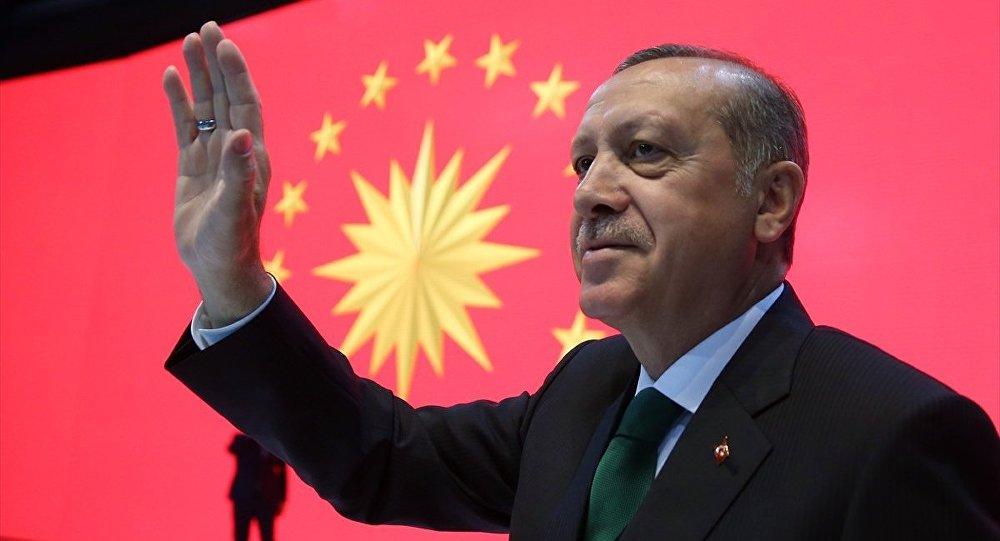 Recep Tayyip Erdoğan / Cumhurbaşkanlığı forsu