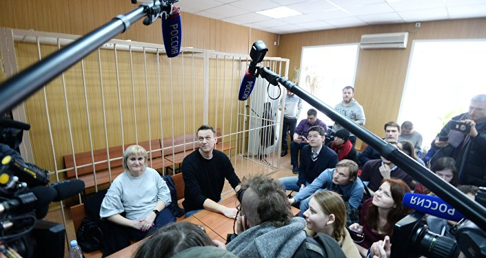Rus muhalif lider Navalniy'e hapis cezası