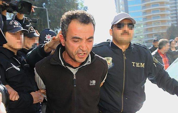 Türkiye'ye yasa dışı yollardan giren İsmail Akkol, 4 Şubat 2016'da tutuklandı.