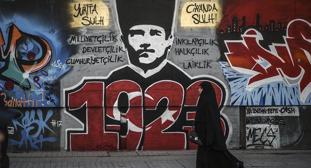 Mustafa Kemal Atatürk / Laiklik