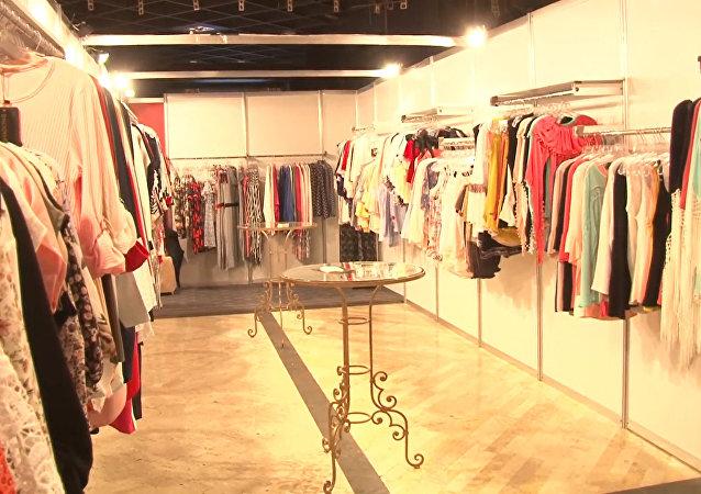 Suriye tekstil ürünleri ihracatını arttırıyor