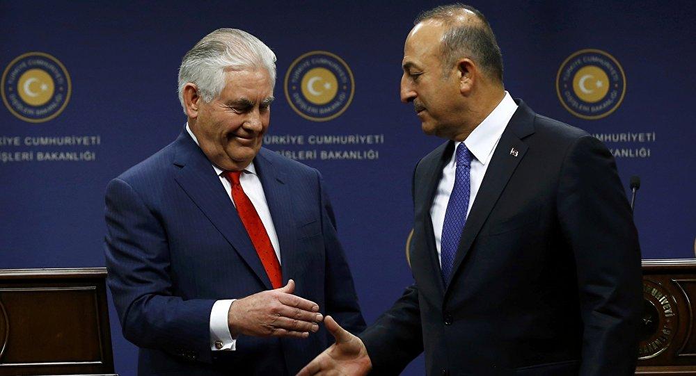 Diplomatik olmayan taraf ABD'ydi
