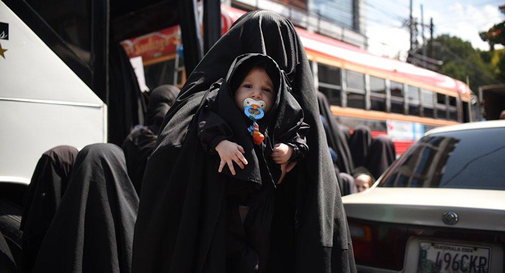 Çin'de Burka yasağı
