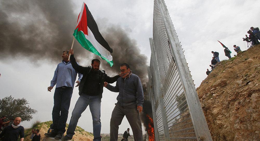Filistin'den dünyaya 'işgali bitirin'