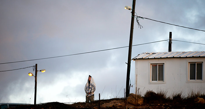 İsrail - Batı Şeria / Yasadışı Yahudi yerleşim yeri