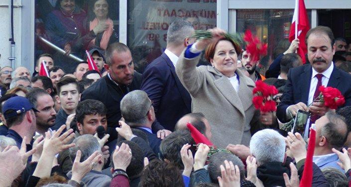 MHP'den ihraç edilen Meral Akşener