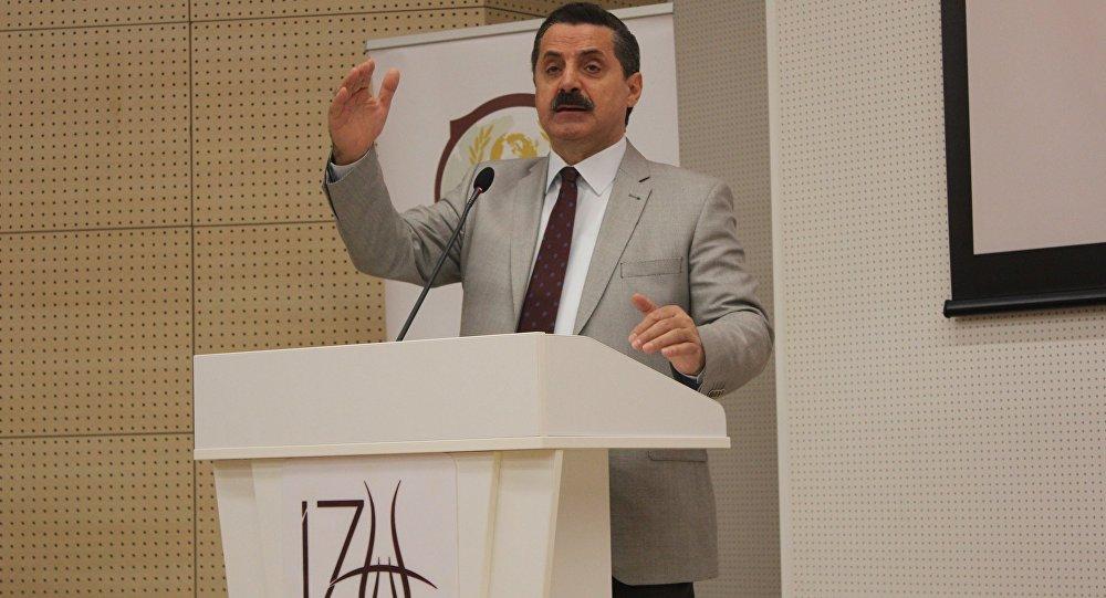 Gıda Tarım ve Hayvancılık Bakanı Faruk Çelik