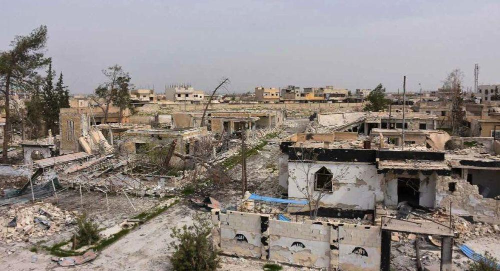 Rusya, Halep'te seyyar sağlık merkezi kurdu