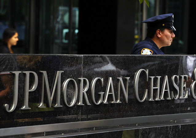 JP Morgan Chase an co.