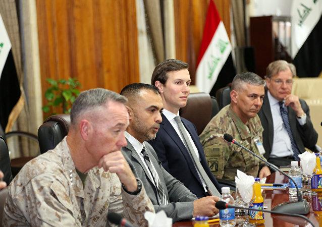 ABD heyeti Irak'ta İbadi ile görüştü
