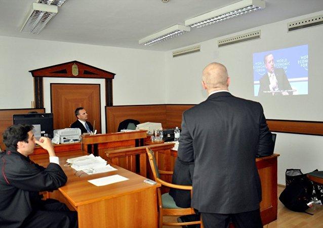 Macaristan Erpatak Belediye Başkanı Zoltan Mihaly Orosz