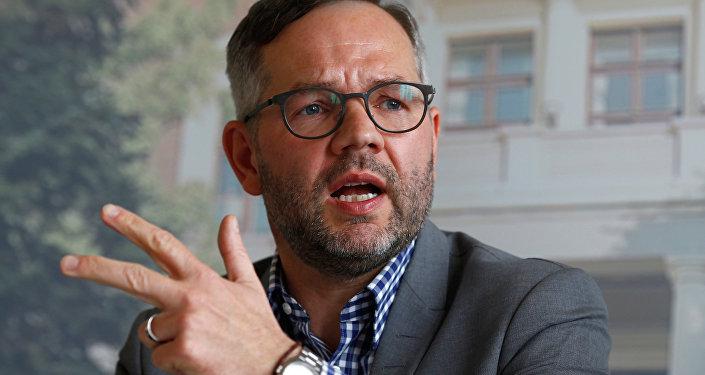 Almanya Dışişleri Bakan Yardımcısı Michael Roth