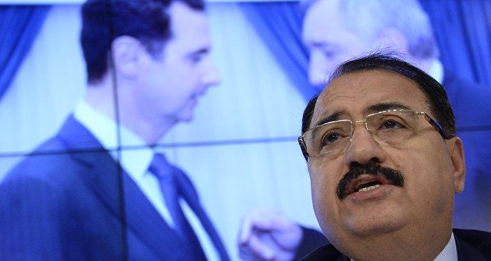 Suriye'nin Moskova Büyükelçisi Riyad Haddad