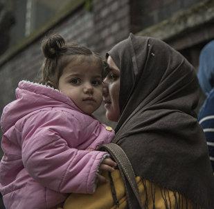 Suriyeli sığınmacılar