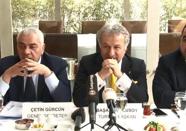 TÜRSAB Başkanı Başaran Ulusoy