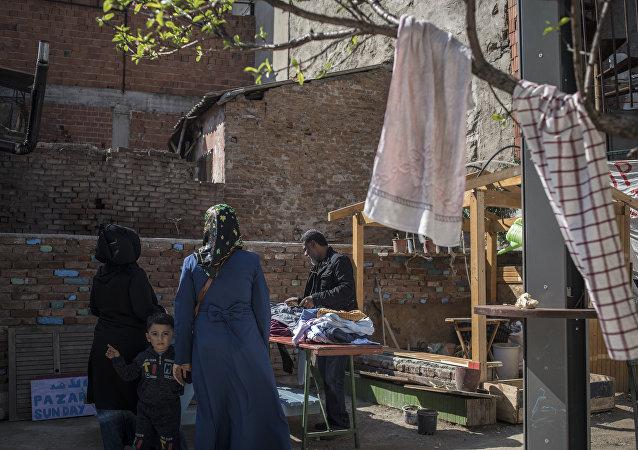Suriyeli sığınmacılar / Dosya kapak fotoğrafı