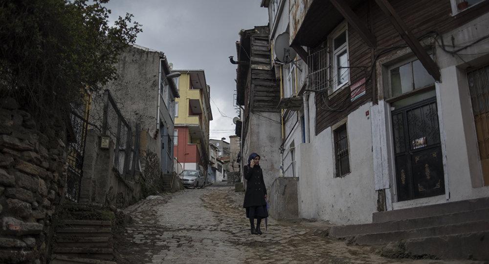 İstanbul'da Suriyeli sığınmacılar