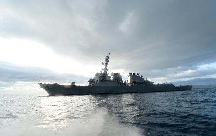 Türkiye denizlerini ve boğazları ABD donanmasına açtı