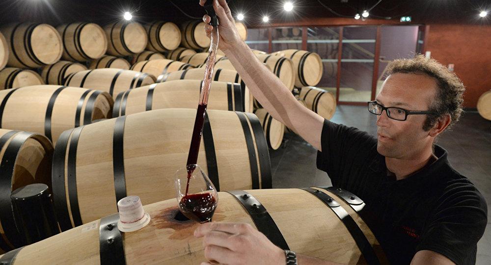 Fransız şarap üreticisi
