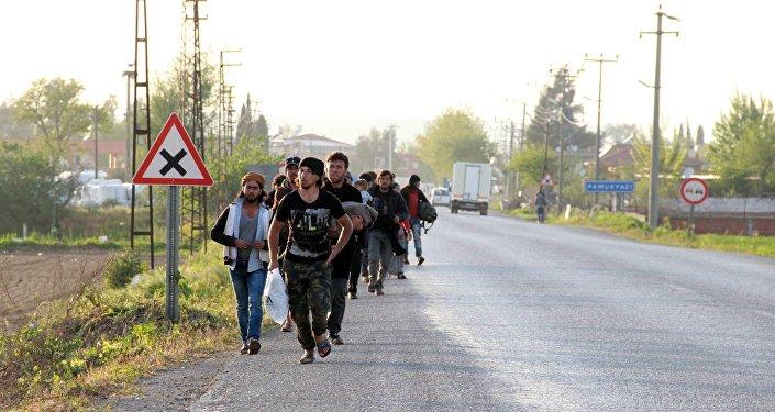 500 Suriyeli sığınmacı Torbalı'yı terk etti