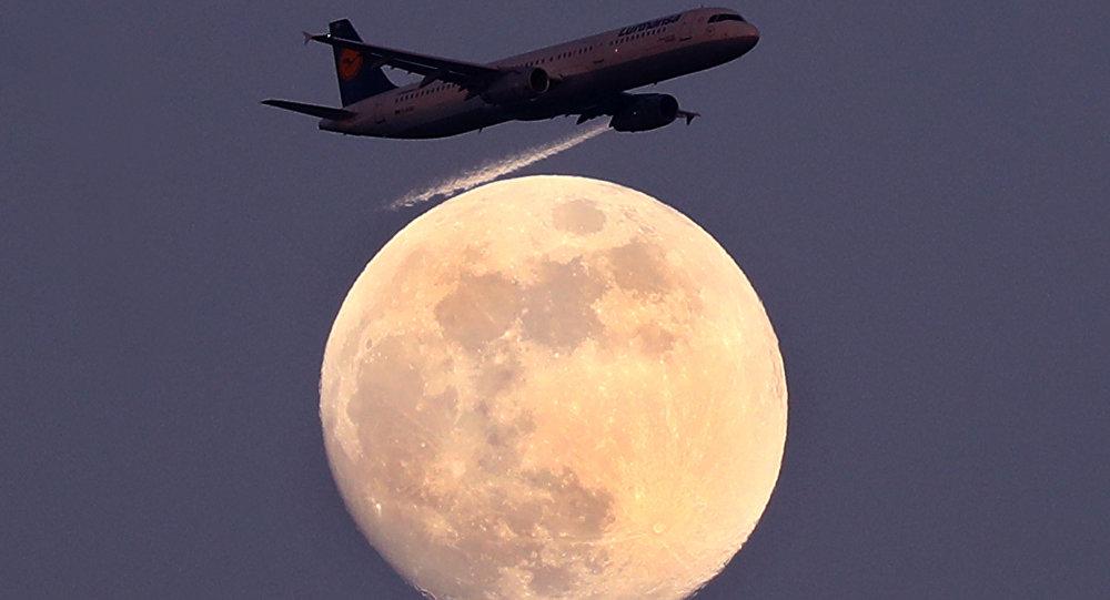Lufthansa / Ay