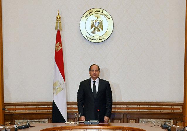 Mısır Cumhurbaşkanı Abdulfettah el Sisi