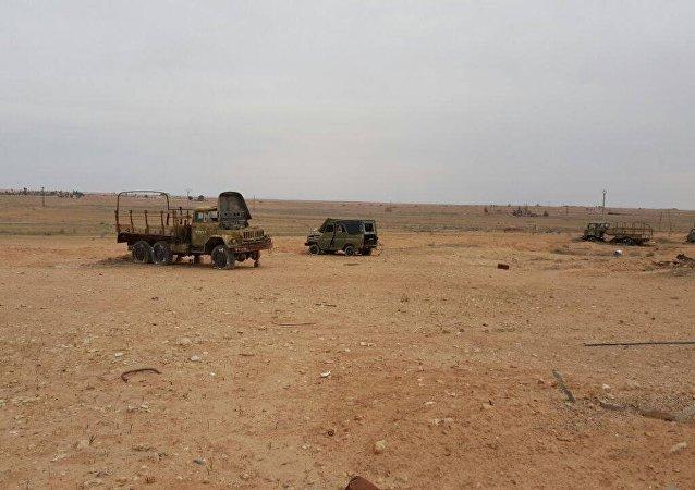 Tabka Askeri Havaalanı