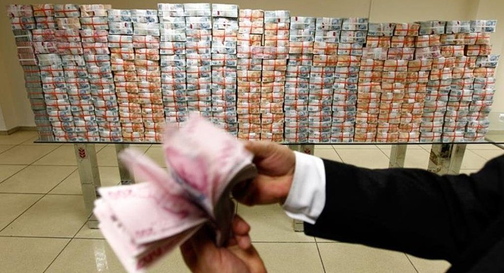 Türkiye'de 4.5 milyon kişi borç batağında